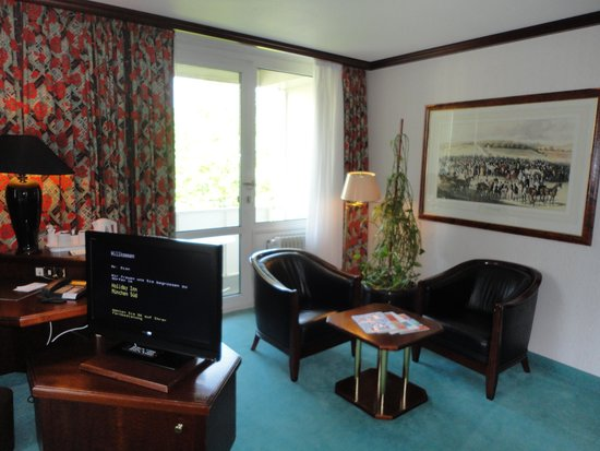 Holiday Inn Munich-South: Superior Room