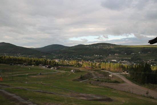 Radisson Blu Resort, Trysil: View from room