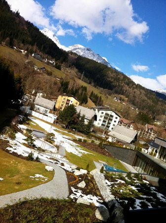 Falkensteiner Hotel Schladming: View from our room