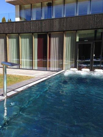 Falkensteiner Hotel Schladming: Outdoor pool was great