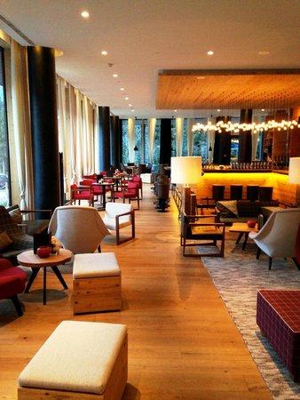 Falkensteiner Hotel Schladming: Lobby bar