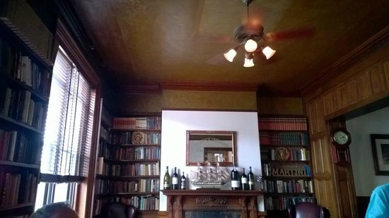 Portsmouth Eats: Room at Library Restaurant