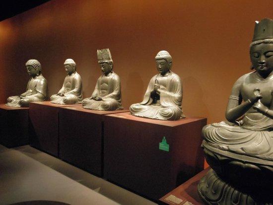Museum Volkenkunde: Salle des Bouddhas