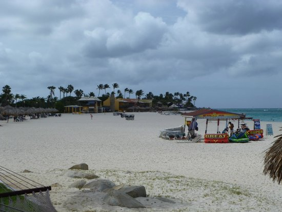 Divi Aruba All Inclusive: Lanai Rooms Beach