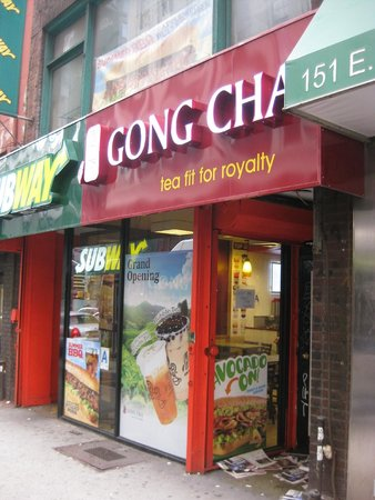 Gong Restaurant Nyc