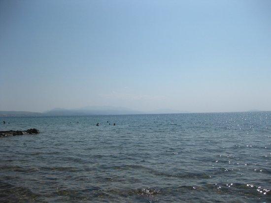Hotel Simeon: Море