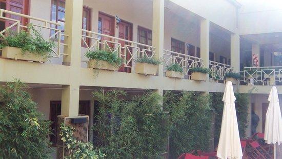 Hotel Jardín de Iguazú: Habitaciones - Vista exterior