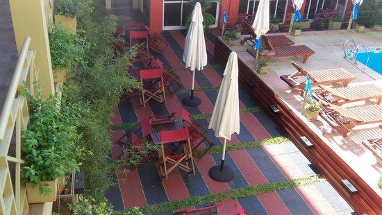 Hotel Jardin de Iguazu: Jardín