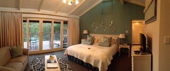 The Fernery Lodge & Chalets: Superb, room 1