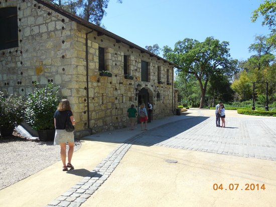 Buena Vista Winery: Original winery building