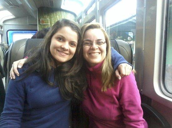 PeruRail - Vistadome: En tren Vistadome
