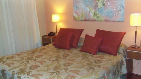 Hotel Jardín de Iguazú: Habitación