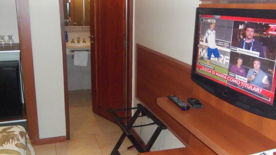 Hotel Jardin de Iguazu: Habitación