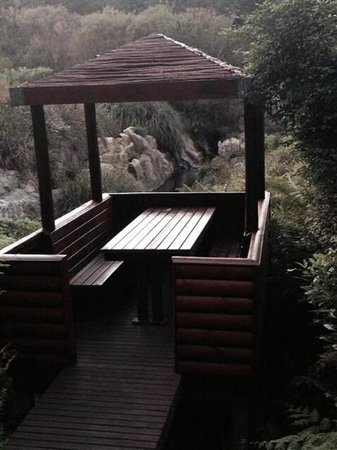 The Fernery Lodge & Chalets : Perfect chillout spots