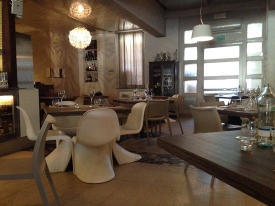 Barracudino Easy&Chic : inside view