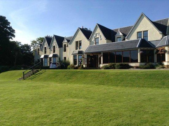 Cuillin Hills Hotel : The Hotel