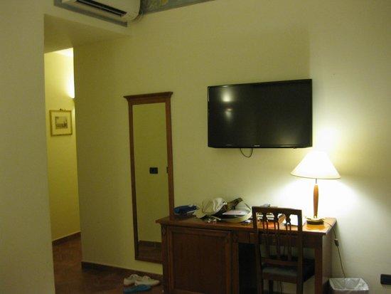 Hotel Davanzati : room1