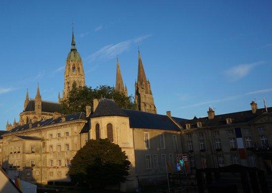 Hôtel Reine Mathilde : Vue de la 12