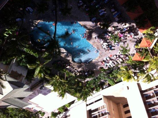 Hilton Hawaiian Village Waikiki Beach Resort: Tapa pool