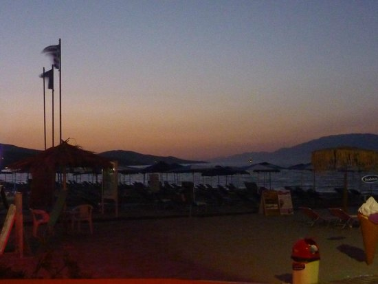 Buca Lounge Bar: View From the BUCA Bar