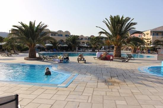 Santo Miramare Resort: Pools