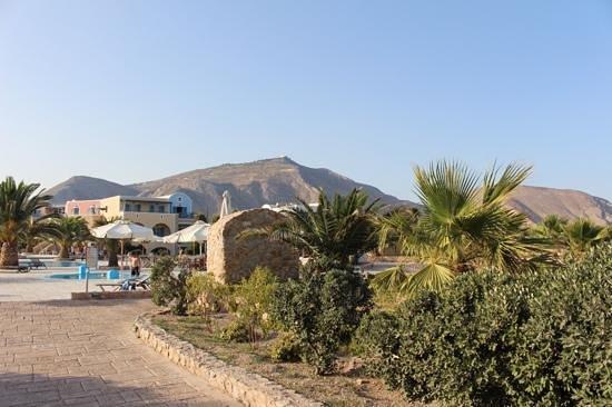 Santo Miramare Resort: Garden