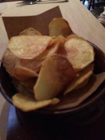 Braceria Le Gole di Cerbero : Chips