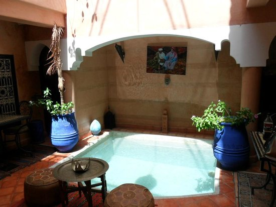 Riad Picolina : Swimming pool