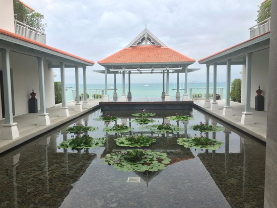Amatara Wellness Resort: Spa