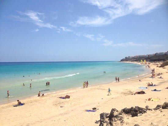 Fuerteventura Princess: Playa del hotel