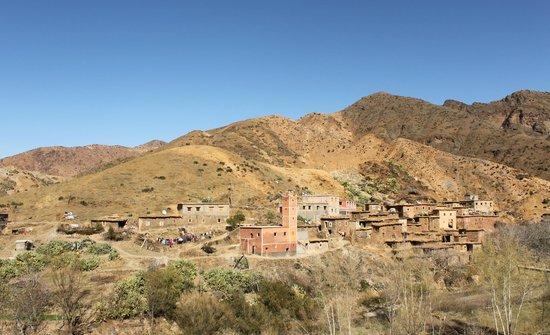Kasbah Bab Ourika: Berber village