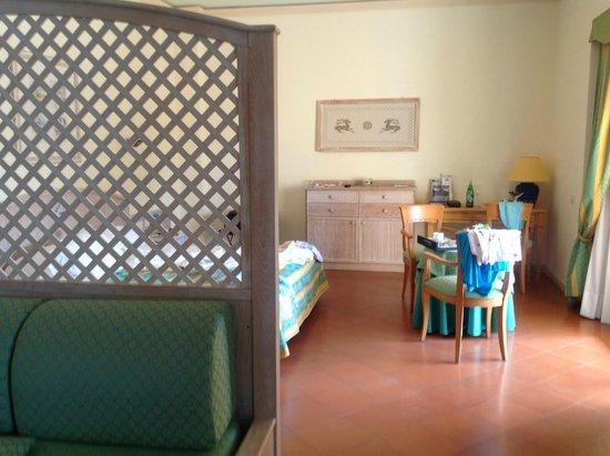 Pullman Timi Ama Sardegna : stanza ampia e luminosa