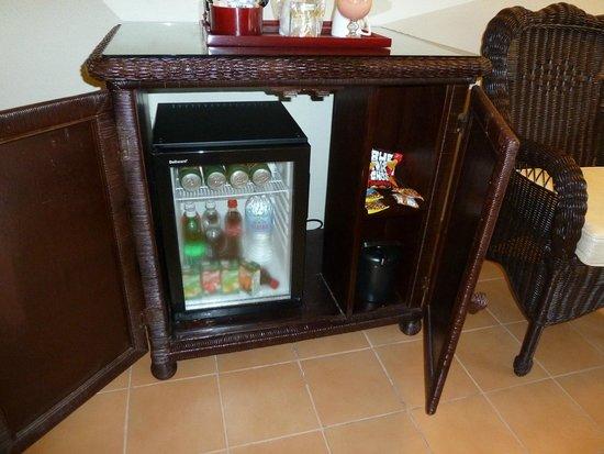 Barcelo Bavaro Beach - Adults Only : mini bar