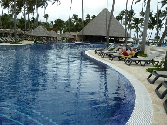 Barcelo Bavaro Beach - Adults Only : piscine