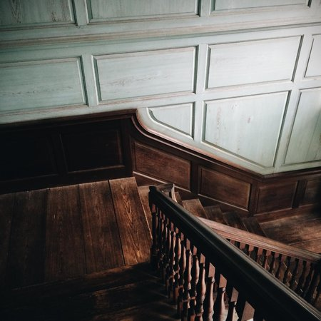 Drayton Hall : Stariway