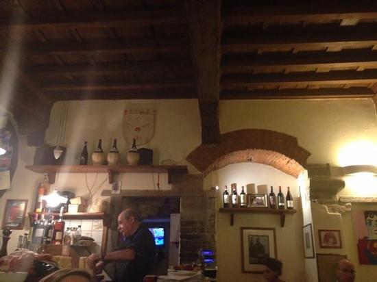 Vini e Vecchi Sapori : lovely little place in florence