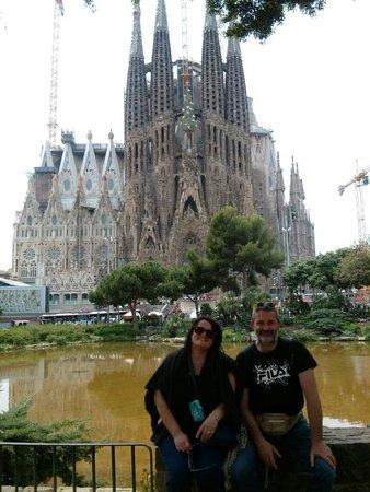 Hostel Fina: Barcelona !