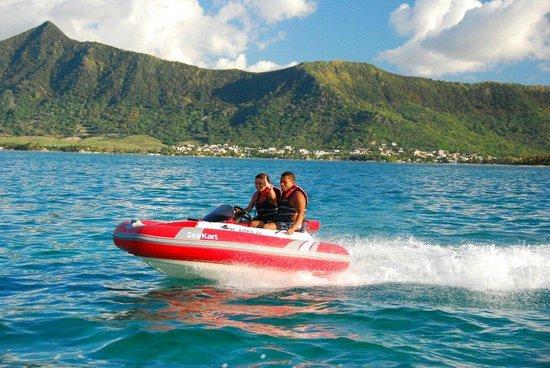 Fun Adventure Mauritius Ltd: Sensationnel.a refaire. Je vous conseille de faire ça le matin pour vraiment apprécier. C'est gé