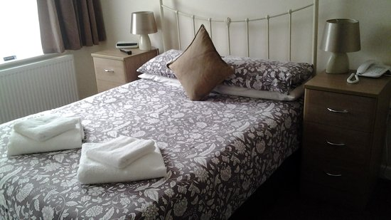 Strathallan Guest House: Newly refurbished Room 6