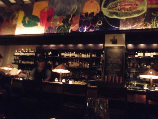 bancone del Gramercy Tavern