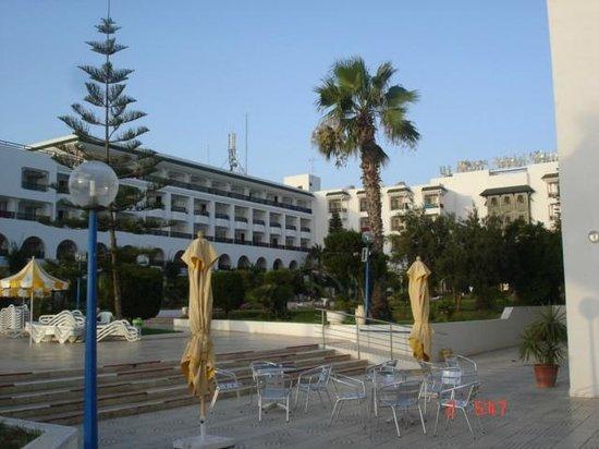 Hôtel Riviera Resort : site