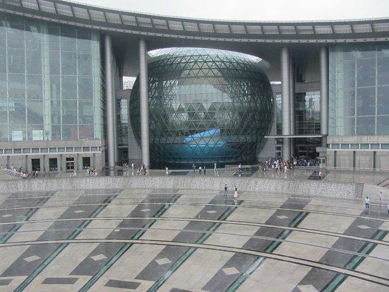 Science Museum Atrium Picture Of Shanghai Science And