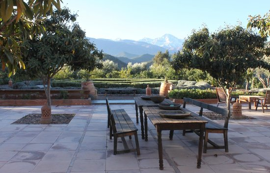 Kasbah Bab Ourika: Hotel with a view