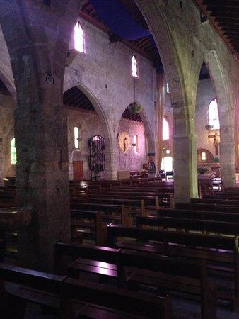 Eglise Notre-Dame des Sablons : Inside!