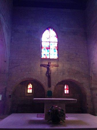Eglise Notre-Dame des Sablons : Vitraux