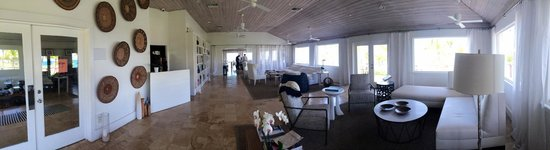 The Cove Eleuthera : Reception