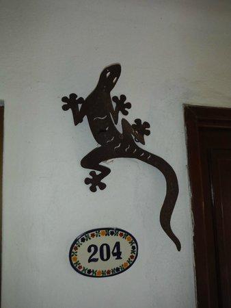 Casa Iguana Hotel: Our room