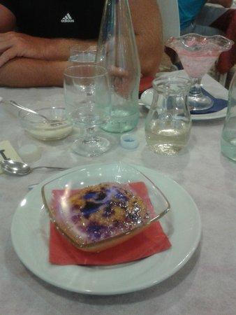 Villa del Parco: dessert