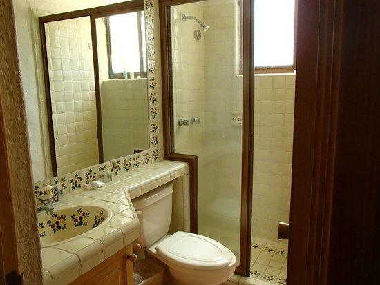 Casa Iguana Hotel : Restroom