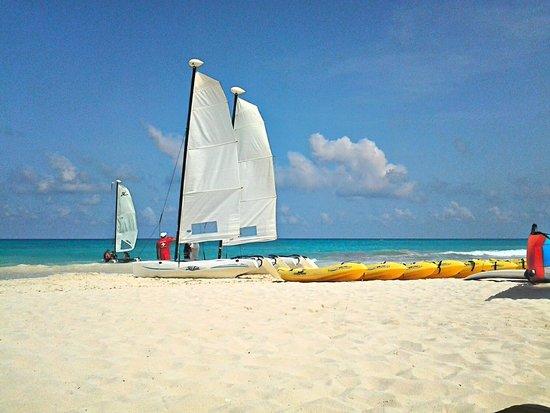 Iberostar Paraiso Maya: Beach Activities